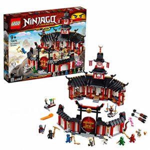 LEGO NINJAGO 70670 Kloster des Spinjitzu