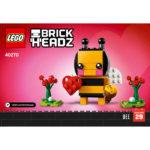 LEGO Valentinstagsbiene 40270