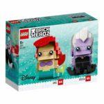 LEGO Brickheadz 41623 Arielle und Ursula