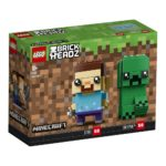 LEGO Brickheadz 41612 Steve & Creeper Minecraft