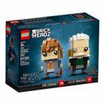 LEGO Brickheadz 41631 Harry Potter und Newt Scamander