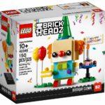 LEGO Brickheadz 40348 Geburtstagsclown
