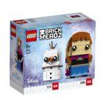 LEGO Brickheadz 41618 Anna und Olaf