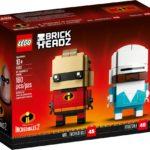 LEGO Brickheadz 41613 Mr. Incredible und Frozone