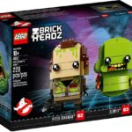LEGO Brickheadz 41622 Peter Venkman und Slimer