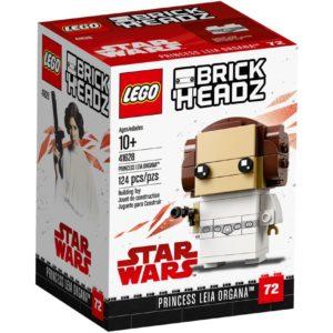 LEGO Brickheadz 41628 Prinzessin Leia Organa