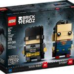 LEGO Brickheadz 41610 Tactical Batman & Superman