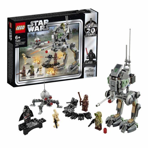 LEGO Star Wars 75261 - Clone Scout Walker – 20 Jahre LEGO Star Wars