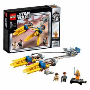 LEGO Star Wars 75258 - Die dunkle Bedrohung Anakin's Podracer – 20 Jahre LEGO Star Wars