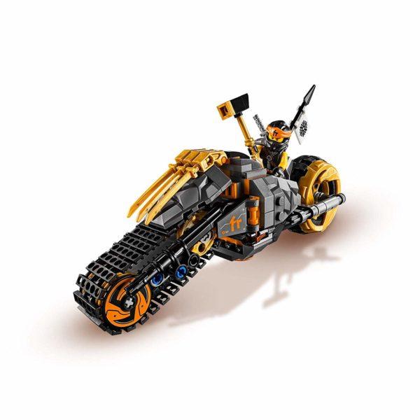 Lego Ninjago 70672 Coles Offroad-Bike