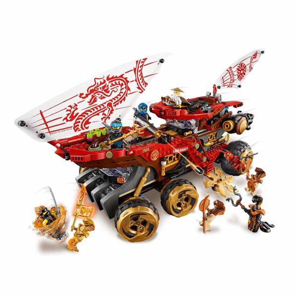 Lego Ninjago 70677 Wüstensegler