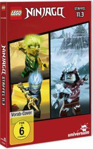 LEGO Ninjago Staffel 11 DVD 11.3