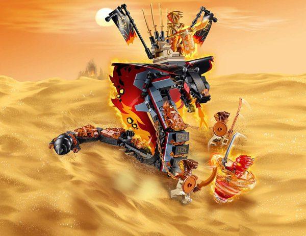 Lego Ninjago 70674 Feuerschlange