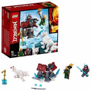 Lego Ninjago 70671 Angriff des Eis-Samurai