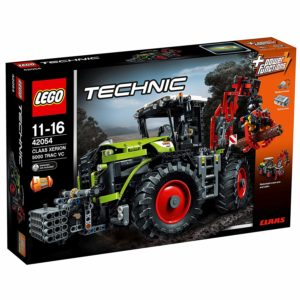 LEGO Technic 42054 - Claas Xerion 5000 TRAC VC