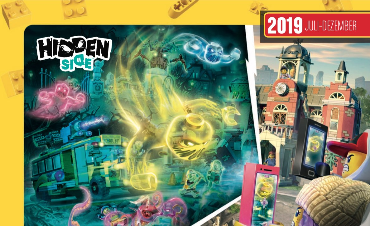 LEGO Katalog 2019
