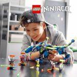 LEGO 71711 NINJAGO Jays Cyber-Drache