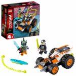 LEGO 71706 NINJAGO Coles Speeder