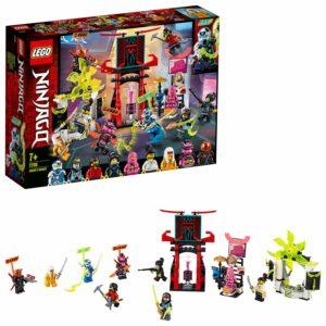 LEGO 71708 NINJAGO Marktplatz
