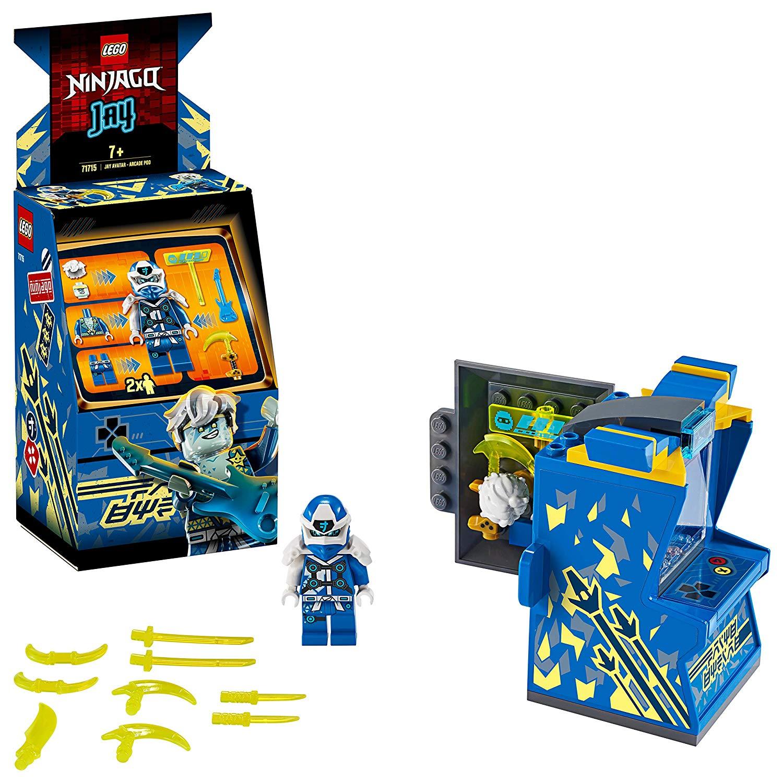 LEGO 71715 NINJAGO Avatar Jay