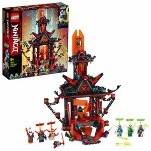 LEGO 71712 NINJAGO Empire Tempel des Unsinns Ninjago Staffel 12