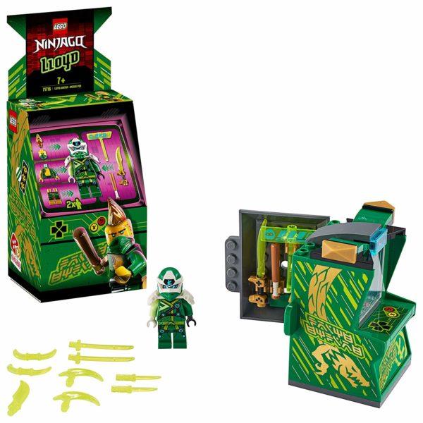 LEGO 71716 NINJAGO Avatar Lloyd Ninjago Staffel 12