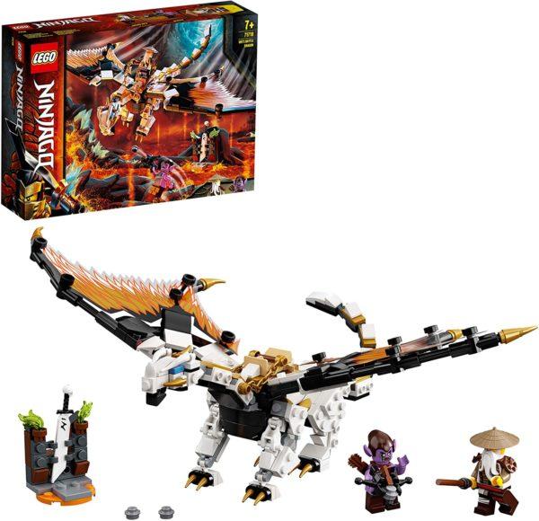 LEGO NINJAGO 71718 WUS gefährlicher Drache