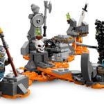 LEGO NINJAGO 71721 - Drache des Totenkopfmagiers
