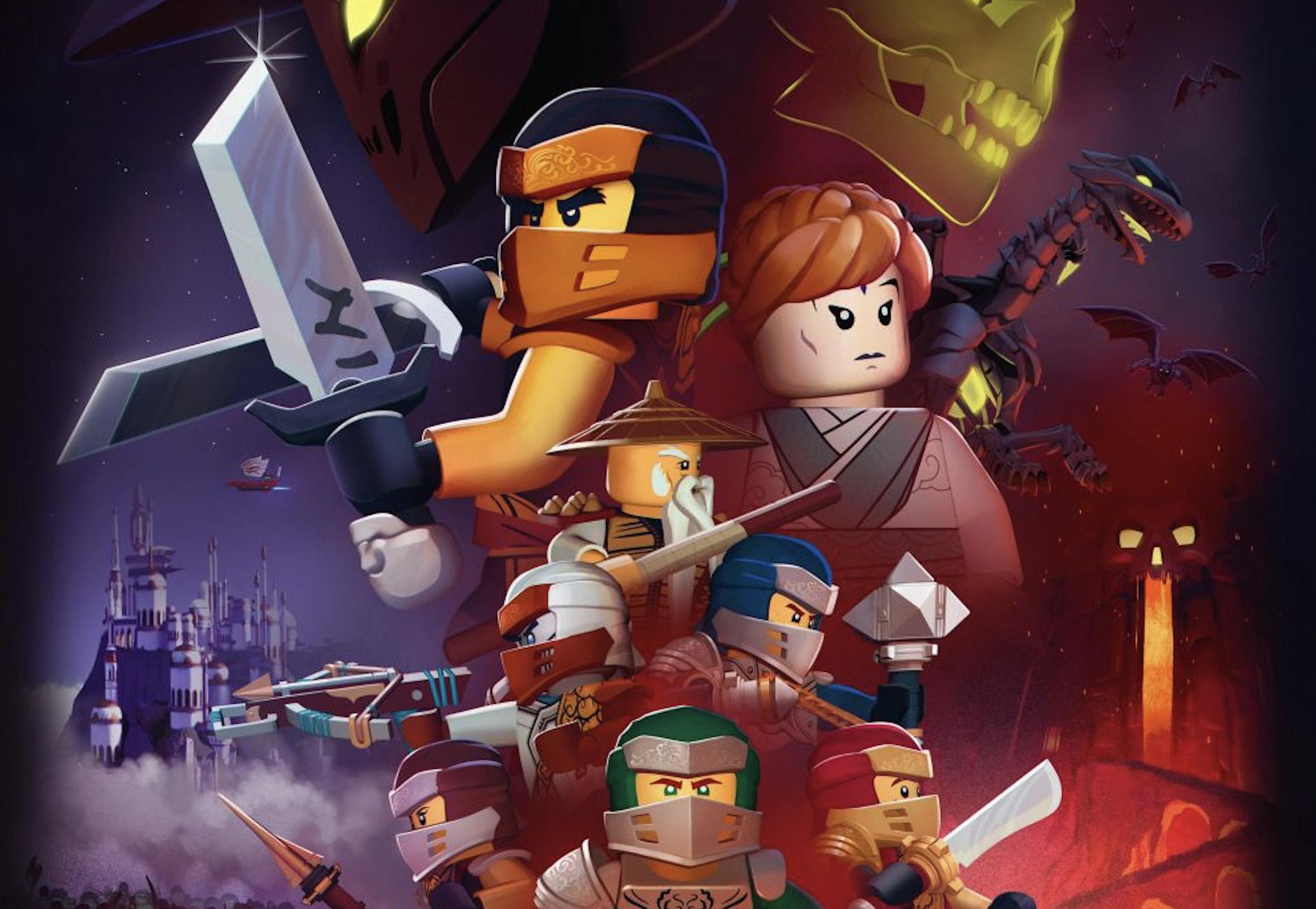 LEGO NINJAGO Staffel 13