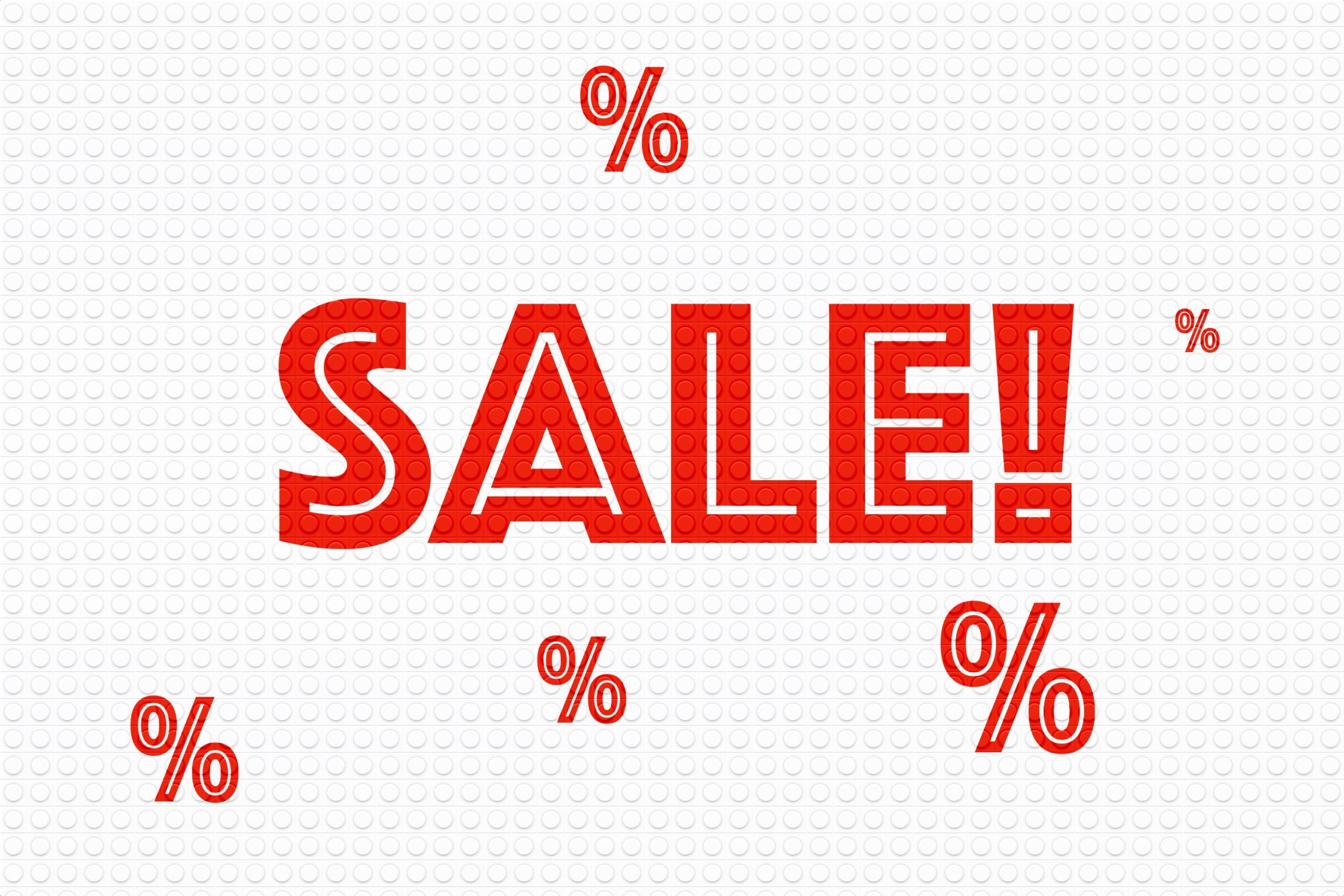 LEGO Angebote und Schnäppchen - günstig, Rabatt