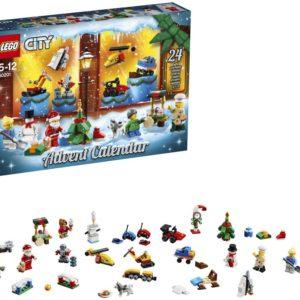 LEGO City 60201 Adventskalender 2020