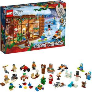 LEGO City 60235 Adventskalender Weihnachten