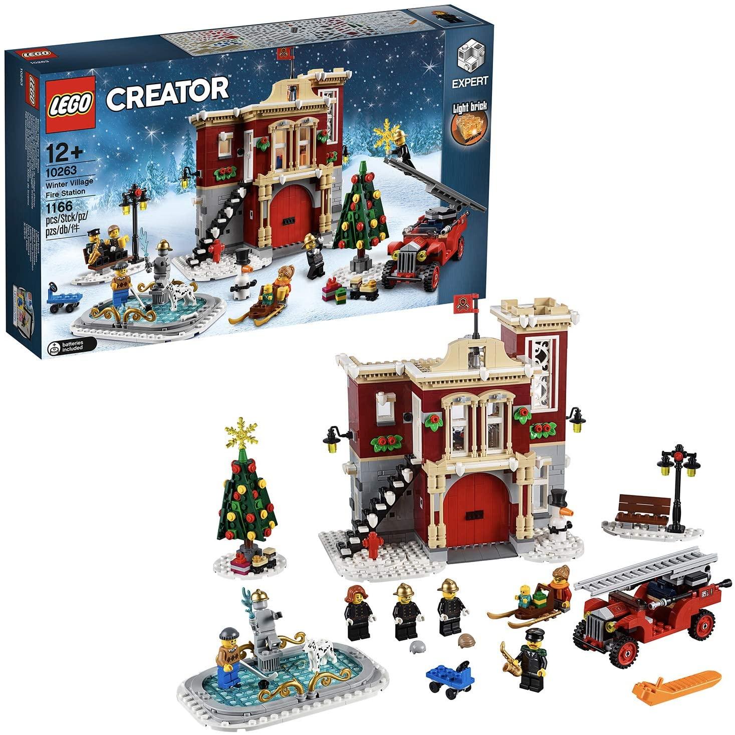 LEGO Creator Winterliche Feuerwache