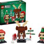 LEGO Brickheadz 40353 Rentier und Elfen