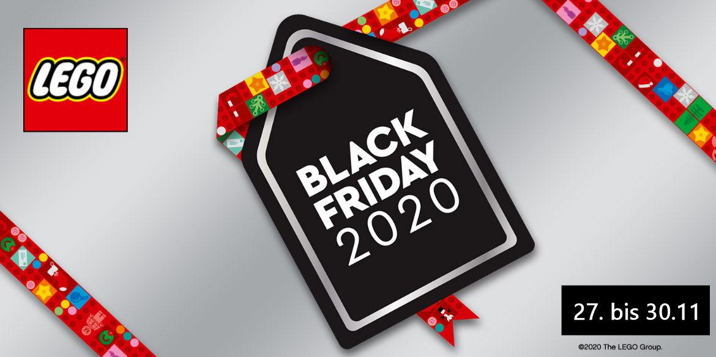 LEGO Black Friday 2020