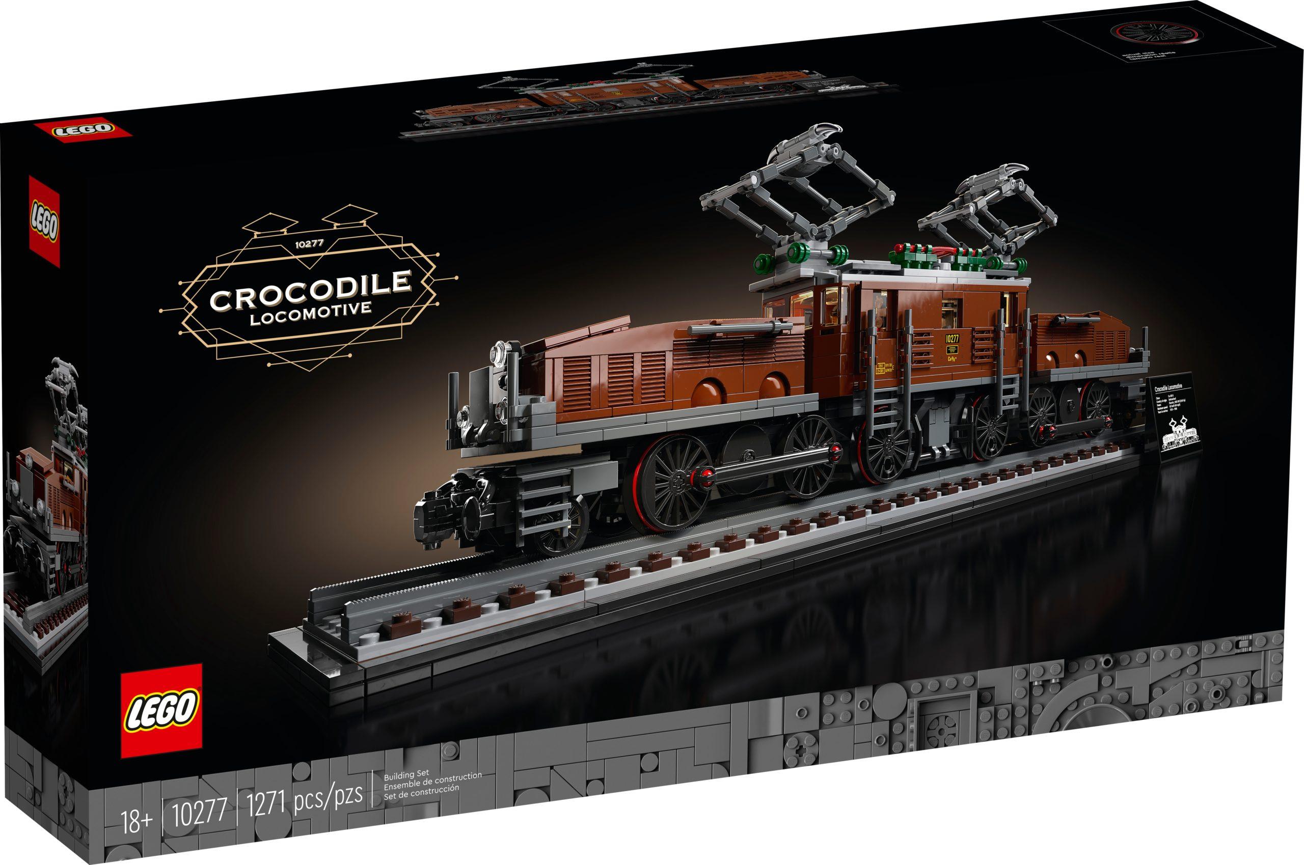 LEGO Creator Krokodil 10277