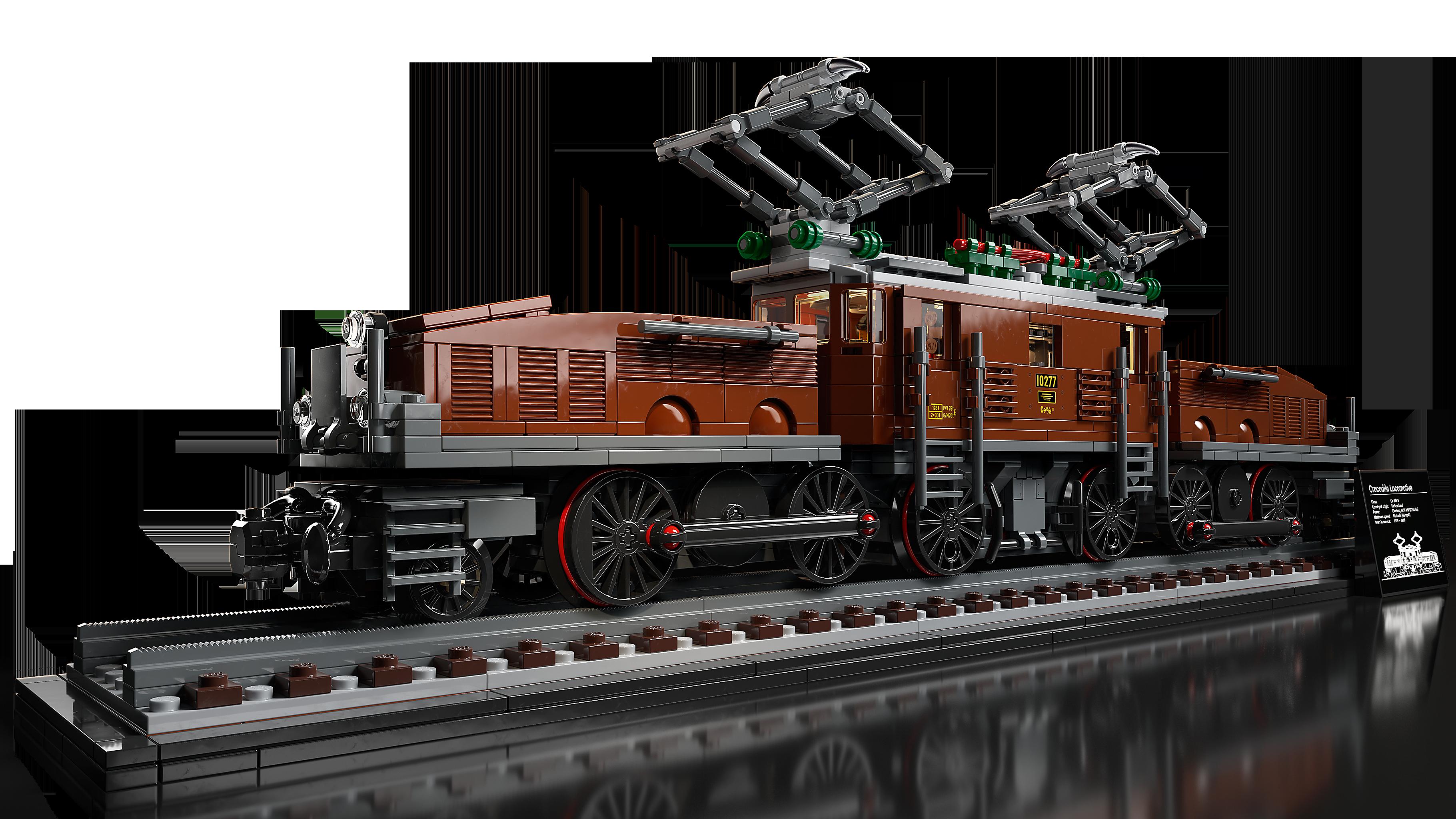 LEGO Creator Krokodil 10277_alt2