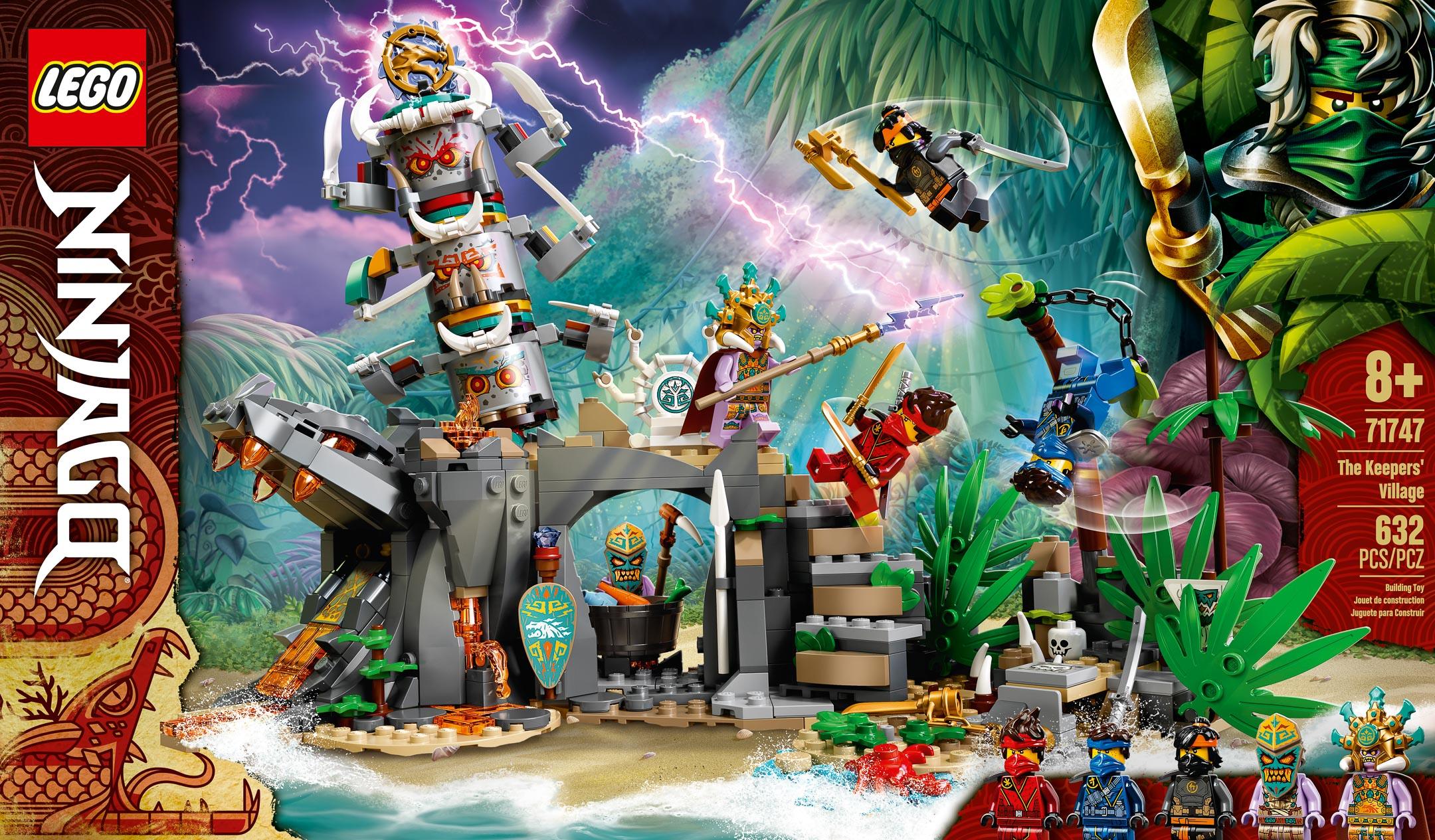 LEGO NINJAGO STAFFEL 14