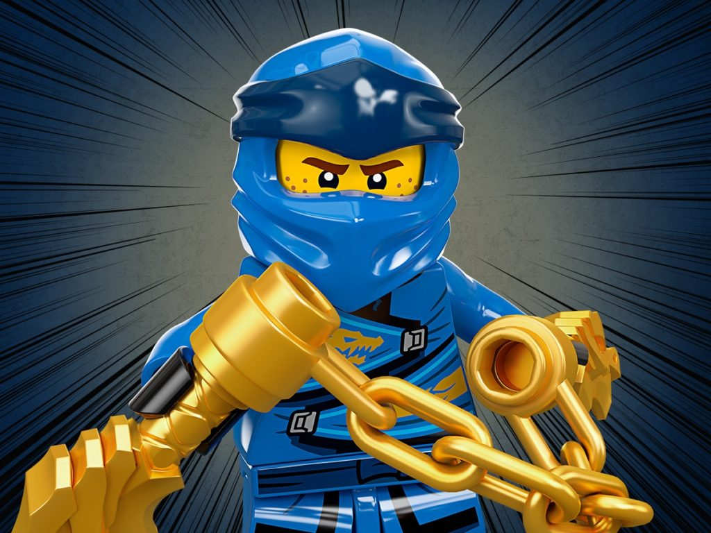 Ninjago Ninja Jay