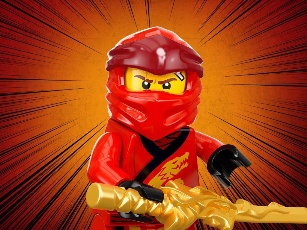 Ninjago Ninja Kai