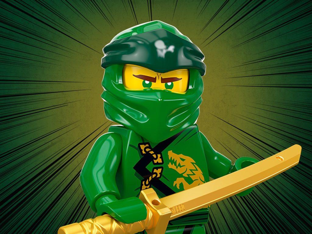 Ninjago Ninja Lloyd
