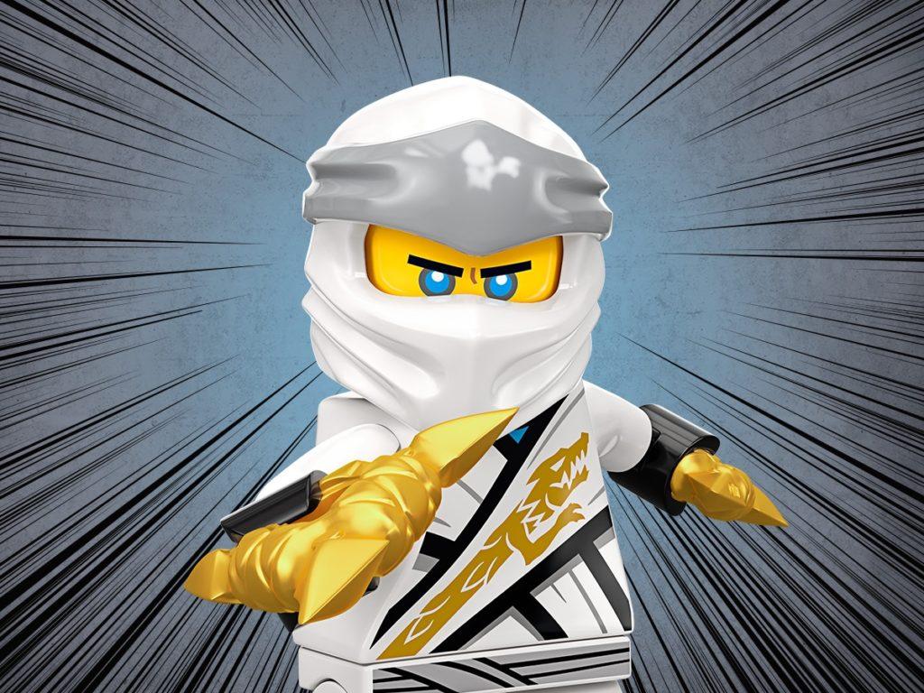 Ninjago Ninja Zane