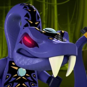 Ninjago Schurke Pythor