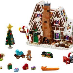 LEGO Creator Lebkuchenhaus 10267