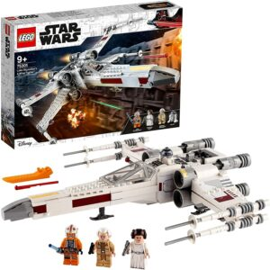 LEGO Star Wars Luke Skywalkers X-Wing Fighter 75301