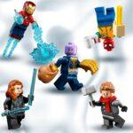 LEGO Adventskalender 2021 Marvel Avengers 76196