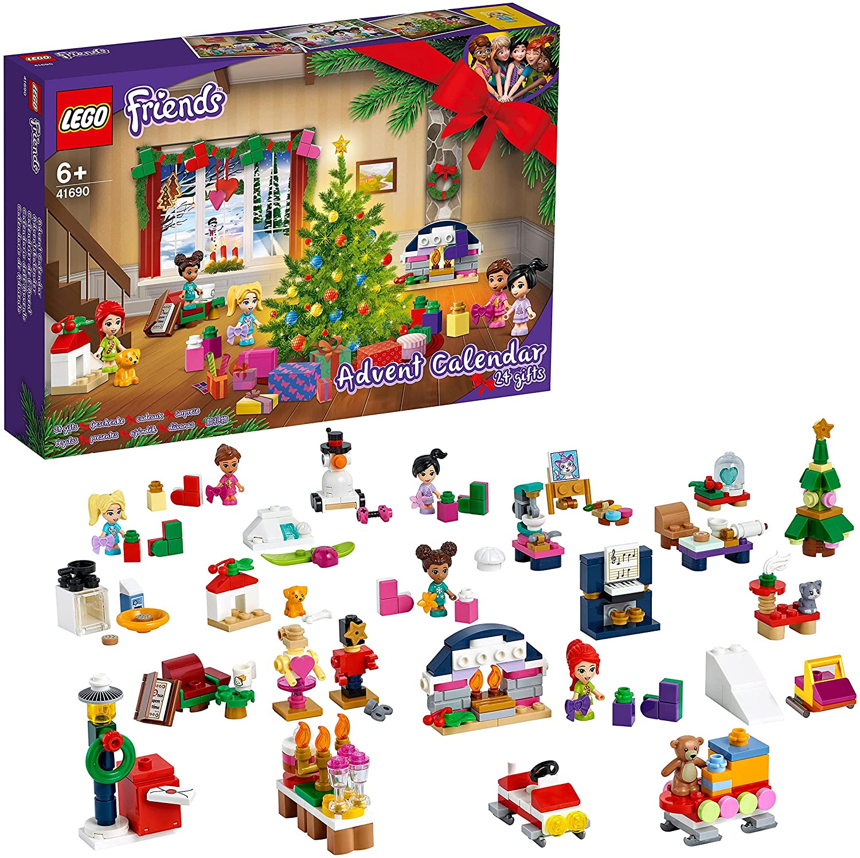 LEGO Adventskalender 2021 LEGO Friends 41690