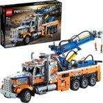 LEGO Technics Schwerlast-Abschleppwagen 42128