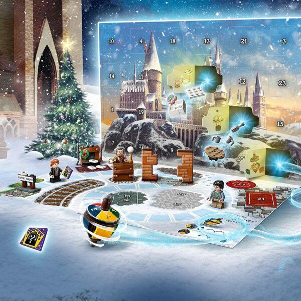 LEGO Adventskalender 2021 Harry Potter 76390
