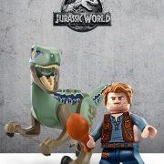 LEGO Baustein Sets Jurassic World